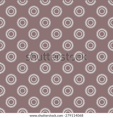 Beautiful background with lace elements - stock vector