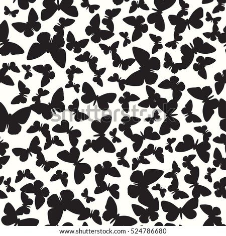 butterfly designs black and white. beautiful butterfly pattern vector illustration designs black and white t