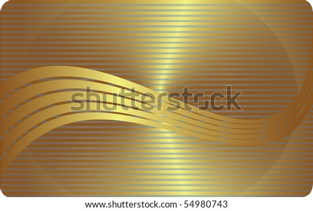 Beautiful  card, vector illustration. - stock vector