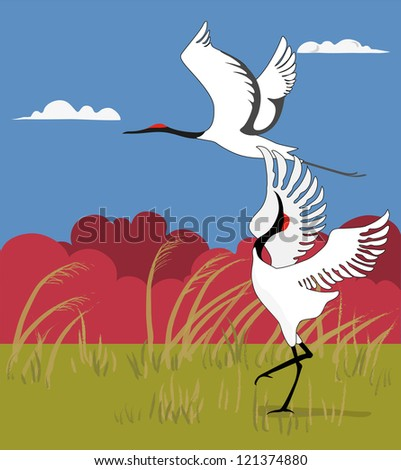 Furniture stock photos images amp pictures shutterstock - Chinese Painting Crane And Pine Tree Hot Girls Wallpaper