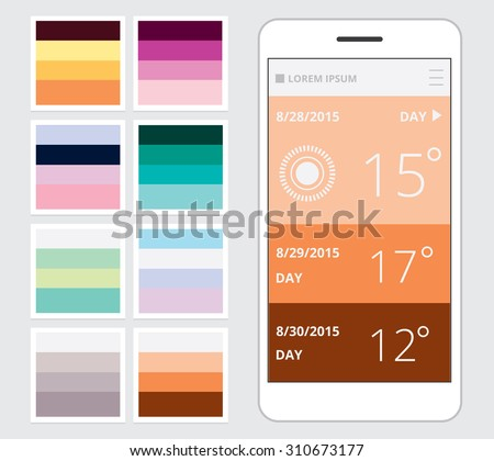 Color Combination color combinations stock images, royalty-free images & vectors