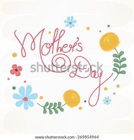 Mothering Sunday Stock Photos, Royalty-Free Images & Vectors ...