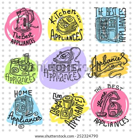 hand drawn fridge stock images similar to id 362959976 refrigerator doodle