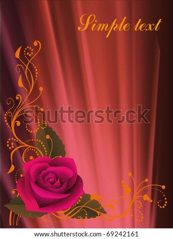 beautiful holiday vector illustration