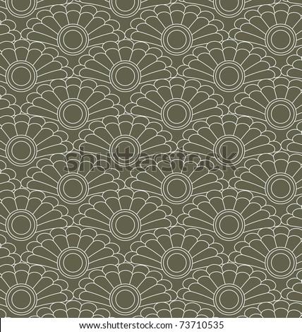 beautiful pattern - stock vector