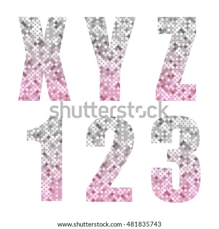 pink spots background quotes