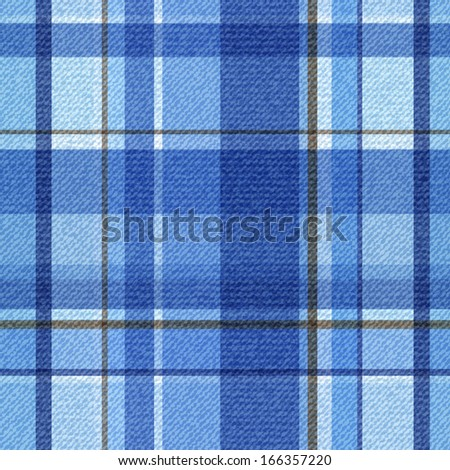 Beautiful vector abstract seamless tartan texture background, pattern can be used for wallpaper, pattern fills, surface textures