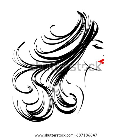 Hair Logo Stock Images Royalty Free Images Amp Vectors