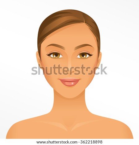 Beauty  - stock vector