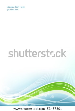 Beauty abstract background - stock vector