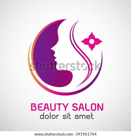 Logo For Salon  Hair Beauty Nail amp Tanning Salon Logo