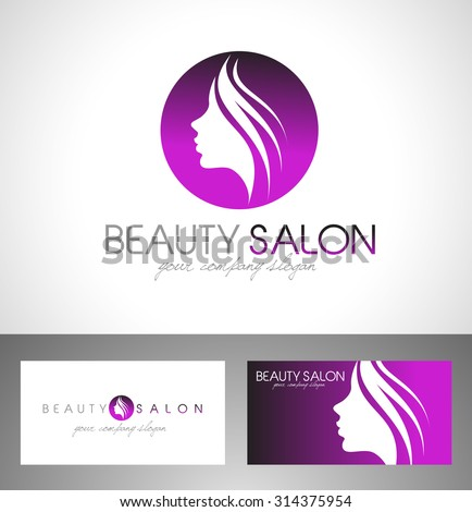 Face logo stock photos images pictures shutterstock for 560 salon grand junction