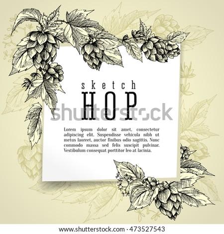 hops stock vectors images amp vector art shutterstock