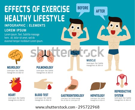 Benefits Running Infographics Stock Vector 268317635 - Shutterstock