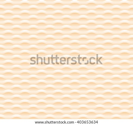 beige 3d geometric background pattern  - stock vector