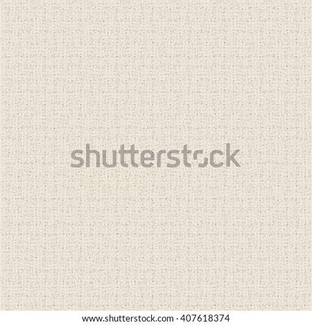 Beige texture. Grid pattern. Speckled background. Vector. - stock vector