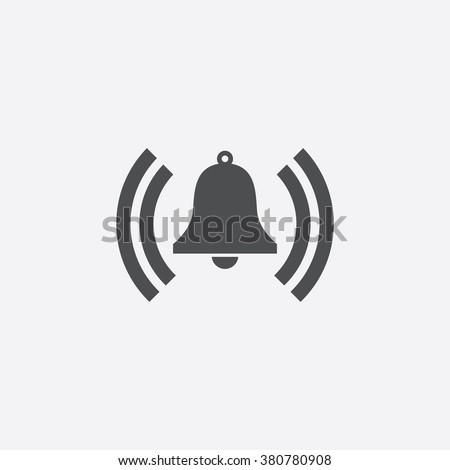 bell Icon. bell Icon Vector. bell Icon Art. bell Icon eps. bell Icon Image. bell Icon logo. bell Icon Sign. bell Icon Flat. bell Icon design. bell icon app. bell icon UI. bell icon web. bell icon gray - stock vector