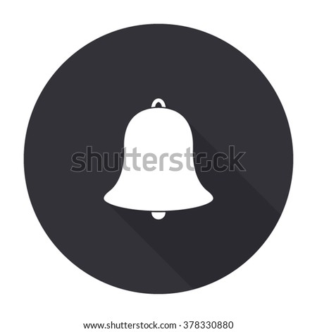 Bell Icon Stock Vector 302272424 Shutterstock