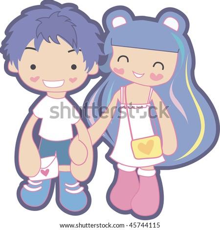 Best Friends Cartoon Pic Best Friend Cartoon Character