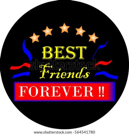 friends forever logo images animaxwallpaper com