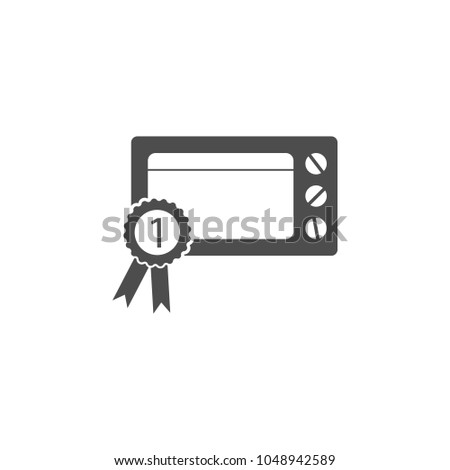 Best Microwave Symbol Designed Clipart Library
