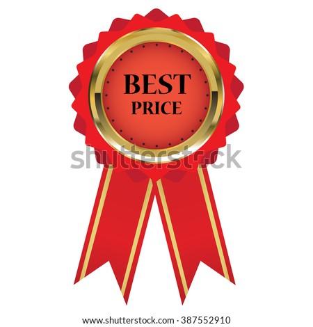 Best price guarantee icon - stock vector