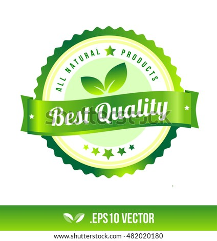 best quality badge label seal stamp stock vector royalty free