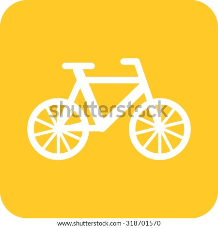 Bicycle, bike, frame icon vector image.Can also be used for toy and games. Suitable for mobile apps, web apps and print media.