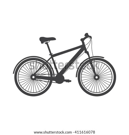 Bicycle icon, Bicycle icon eps10, Bicycle icon vector, Bicycle icon eps, Bicycle icon jpg, Bicycle icon path, Bicycle icon flat, Bicycle icon app, Bicycle icon web, Bicycle icon art, Bicycle icon AI - stock vector