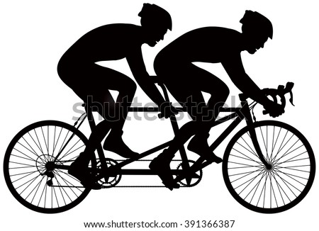 Tandem Bike Stock Images, Royalty-Free Images & Vectors ...