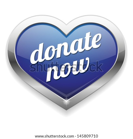 Donate Button Stock Images, Royalty-Free Images & Vectors ... Blue Donate Now Button