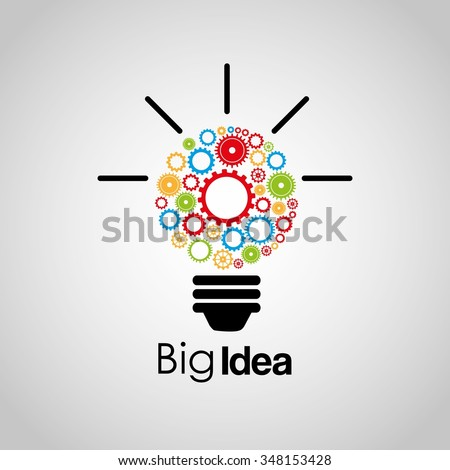 Big Idea Design, Vector Illustration Eps10 Graphic