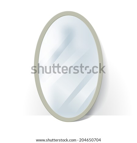 three white eggs glass plate