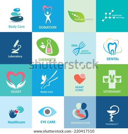 Large Medical Icons