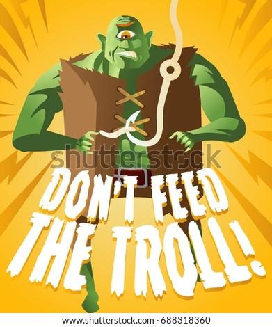 hookup troll meaning