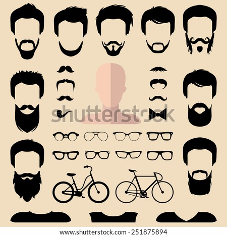 Super Mustache Stock Photos Royalty Free Images Amp Vectors Shutterstock Hairstyle Inspiration Daily Dogsangcom