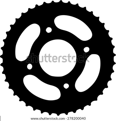Bike Gear Bike Gear Bicycle stock