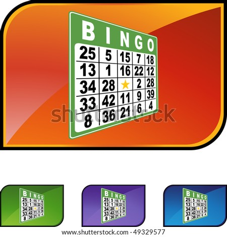 Bingo - stock vector