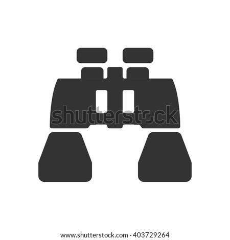 binoculars icon flat - photo #45