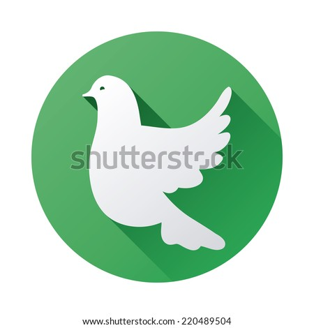 bird graphic design , vector illustration