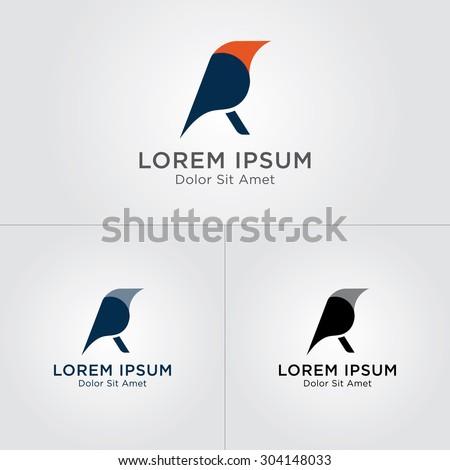 Bird logos design - photo#11
