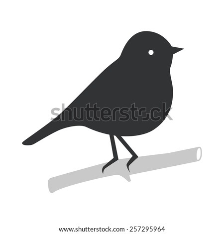 Stock Images similar to ID 63081901 - seven dove silhouette