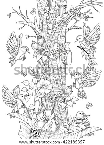 Art Of Dachshund Coloring Book Adult Coloring Pages
