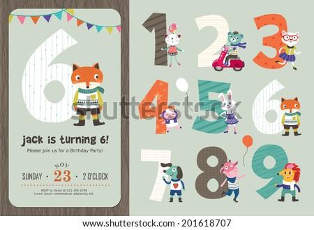 Birthday Invitation Images RoyaltyFree Images Vectors – Invitation Card Design Birthday Party