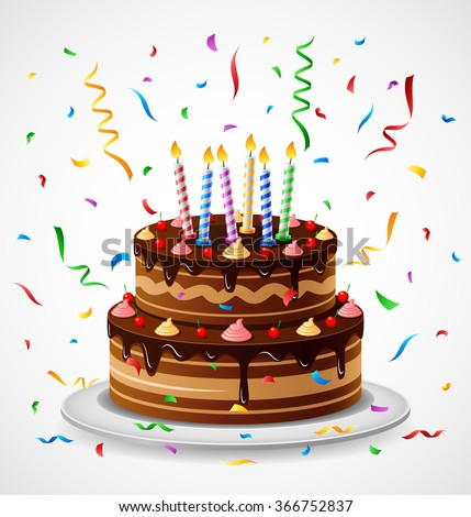 Birthday cake stock images royalty free images vectors birthday cake publicscrutiny Image collections