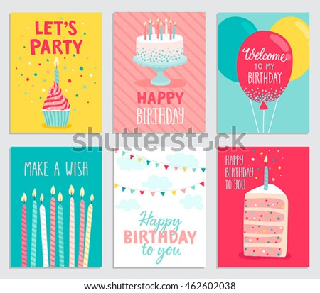 birthday stock images, royaltyfree images  vectors  shutterstock, Birthday card