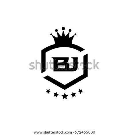 bj logo stock vector hd royalty free 672455830 shutterstock rh shutterstock com bj's logo vector bj's logo png