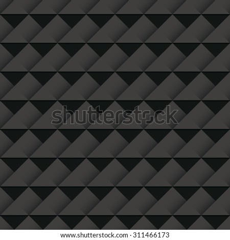 Black abstract background vector. Can be used in cover design background, book design, website background.