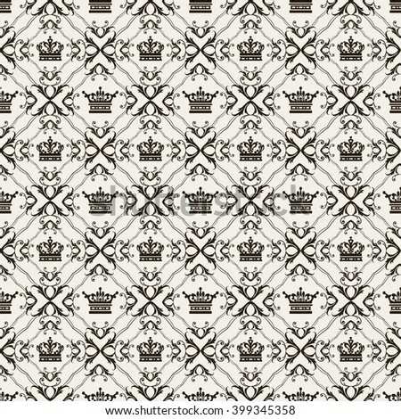 black and white,crown,crown wallpaper,crown vector,crown royal,crown pattern,crown royal crown,crown background,crown design,crown art,crown image, background pattern,royal art,vintage style,vector - stock vector