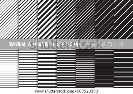 black white diagonal horizontal stripes vector stock vector rh shutterstock com vector stripes psd vector stripes camaro